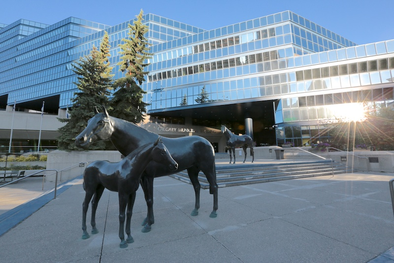 Municipal Building, 800 Macleod Trail SE, Calgary
