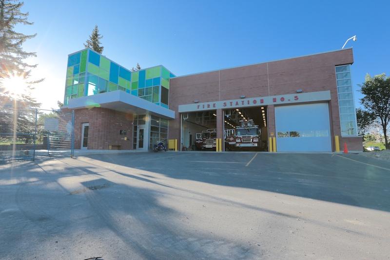 South Calgary Emergency Response Centre, 3129 14th Street SW, Calgary