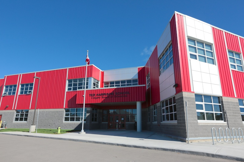 Ted Harrison School, 215, Taravista Way, NE, Calgary