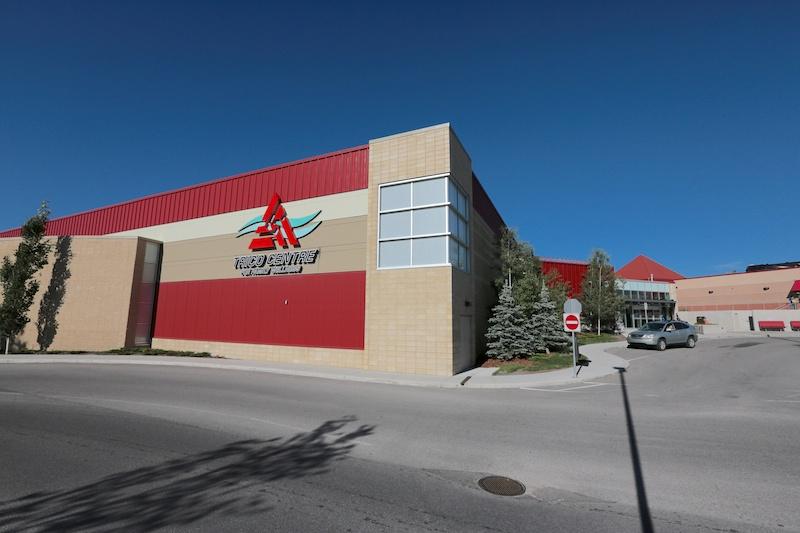 Trico Centre Expansion, 11150 Bonaventure DR SE, Calgary