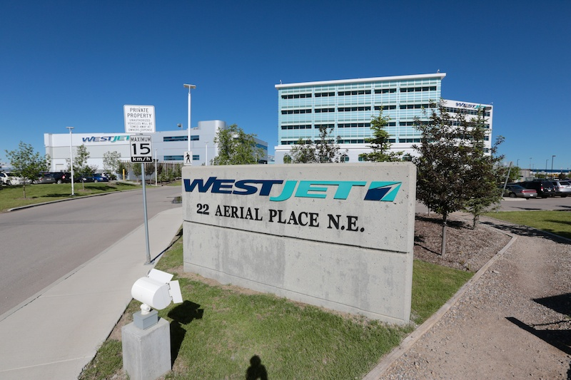 Westjet Office, 22, Aerial Place NE, Calgary